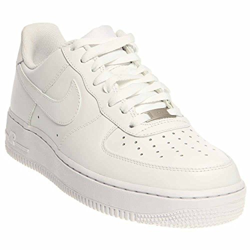 Force Top Erwachsene NIKE Low Weiß 1 '07 Air Unisex 4w4xSqTt