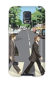Galaxy S5 Cover Case - Eco-friendly Packaging(the Beatles)