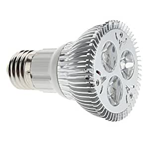 Leedfsw Ships in 24 hours E27 PAR20 3W 280-310LM 6000-6500K Natural White Light LED Spot Bulb (85-265V)