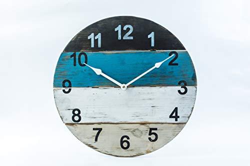 Eruner Rustic Wall Clock 16