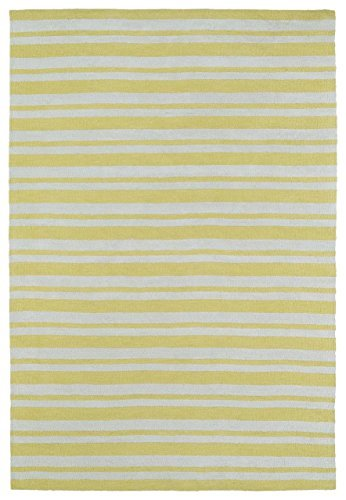 Kaleen Rugs Lily & Liam Collection LAL02-28 Yellow Machine Tufted Rug 8' x 10' [並行輸入品]   B07HLKQCS4