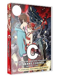 C - Control - The Money and Soul of Possibility DVD (TV) : Complete Box Set (The Money Of Soul And Possibility Control)