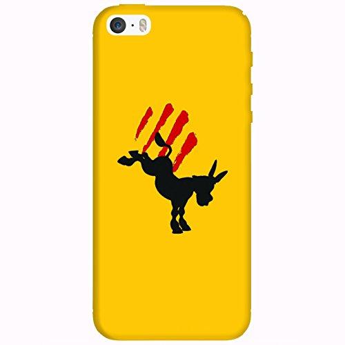 Coque Apple Iphone 5-5s-SE - Âne catalan burro