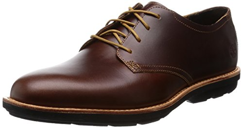 Mens Earthkeepers Leather Oxford (Timberland Men's Earthkeepers Kempton Oxford, Brown Full Grain, 7 M US)