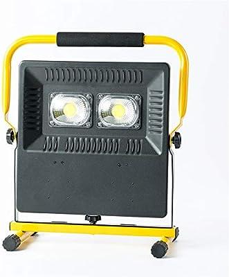 Foco proyector LED Camping Camping Luz De Emergencia Móvil Hogar ...