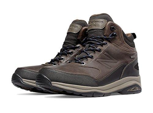 New Balance Men's MW1400v1 Walking Shoe, Dark Brown, 13 6E US