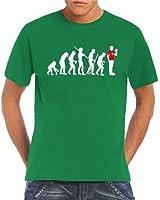 Touchlines Herren T-Shirt Evolution Sheldon