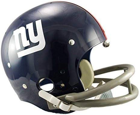 Riddell New York Giants 61-74 Officially Licensed TK Throwback Football Helmet