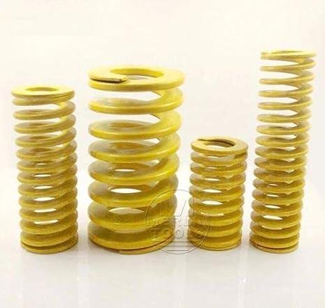 FidgetFidget Light Load Yellow Mould Die Spring Select Variations3pcs14 * 7 * 300mm