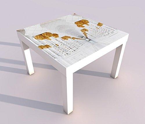 diseño - Mesa Con UV impresión 55x55cm MEZQUITA árabe Arquitectura ...