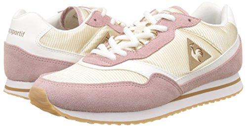 Sportif Pale Le Low Louise Turtle Nylon Dot Pink Mauve Trainer Pink Suede Damen Coq 5rwrxqv1p