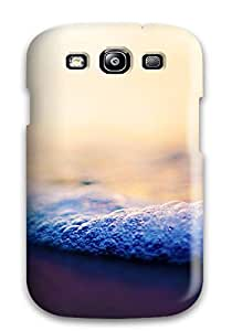 Awesome Bubbles Photography People Photography Flip Case With Fashion Design For Galaxy S3