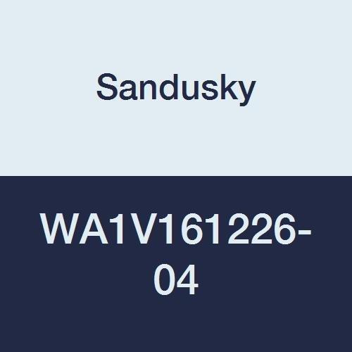 (Sandusky Lee WA1V161226-04 Clear View Wall Cabinet, 16