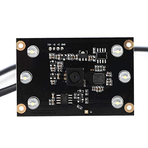 """カメラモジュール USBカメラモジュール 2592 * 1944 OV5640(1/4"""") HBV-1501 広角レンズ 視野60° 高画素"""