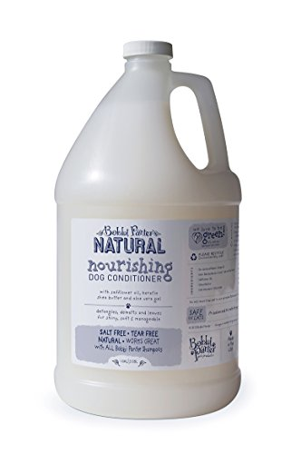Bobbi Panter Natural Nourishing Dog Conditioner, 1 gal