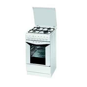indesit k1g11sw cucina: amazon.it: casa e cucina - Cucine A Gas Indesit