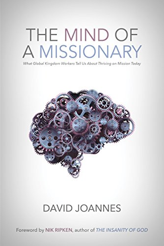 The Mind Of A Missionary by David Joannes ebook deal