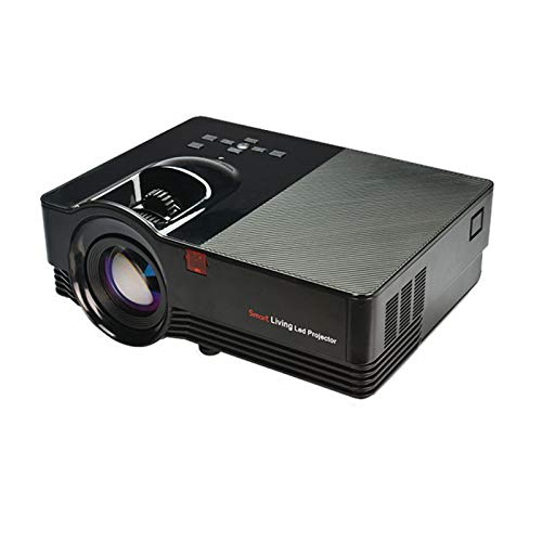 SODIAL 3D Home Cinema Theater Video LED Projector 3500 lumens HD 1080P MP3 Audio TV AV (US Plug) from SODIAL
