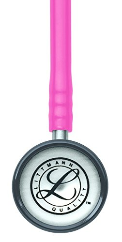 3M Littmann Classic II Pediatric 28'' Stethoscope Pearl Pink