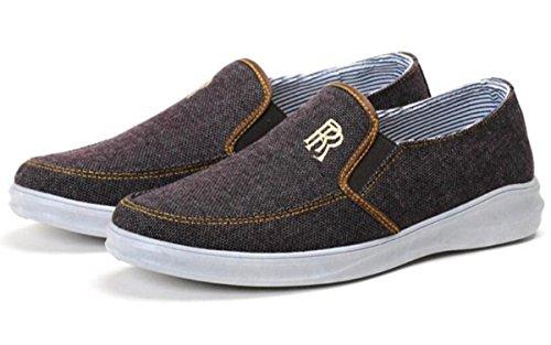 Hombres ligeros Casual Mocasines / Conducción Zapatos Lino Moda Ocio Confort transpirable 2