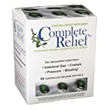 Complete Relief Peppermint Oil softgels 84count