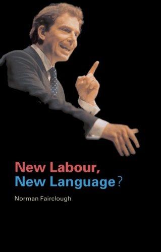 New Labour, New Language?