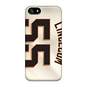 For Iphone 5/5s Fashion Design San Francisco Giants Case-lJD1867fhoh