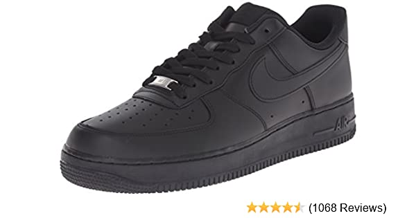 hot sale online 96496 16fa9 Amazon.com   Nike Men s Air Force 1 Low Sneaker   Basketball