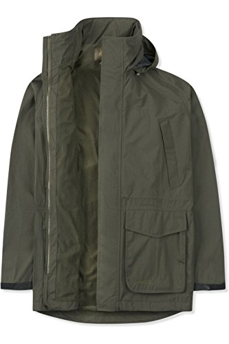 nbsp; homme Taille Musto pour Womens pour Fenland Moss nbsp;coupe Dark BR2 femme vent YP7fn6PO
