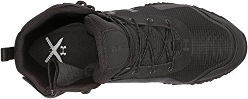 Rts Basse black Under Uomo Arrampicata Valsetz Armour Black Zip Side Da Ua Scarpe qAtAznw47