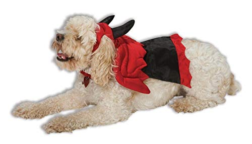 Forum Novelties 64858 Pet Devi Costume Large - For Dogs & Cats, Pack of -