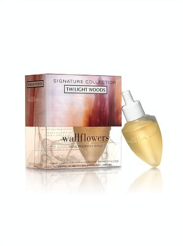 Bath and Body Works Signature Collection Twilight Woods Wallflower Home Fragrance Refills by Bath & Body Works