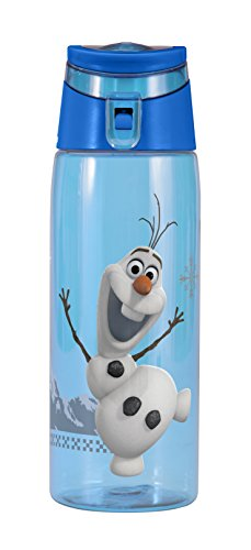 Zak Designs Flip top Break resistant BPA Free