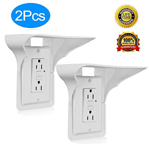 Andyrex Wall Outlet Shelf Power...