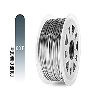 Amazon com: Gizmo Dorks 3mm (2 85mm) PLA Filament 1kg / 2 2