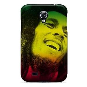 LisaSwinburnson Samsung Galaxy S4 Scratch Protection Phone Cover Support Personal Customs Stylish Bob Marley Series [RLI2644Vtwr] WANGJING JINDA