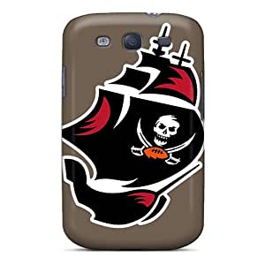 Galaxy S3 NeC3760kfFq Provide Private Custom Fashion Tampa Bay Buccaneers Pattern High Quality Hard Phone Covers -DustinFrench