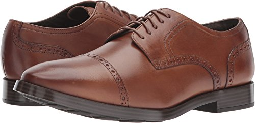 Cole Haan Men's C23791 - Jefferson Grand Cap Toe Oxford 15 W British Tan