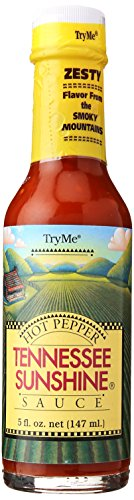 Try Me Tennessee Sunshine Sauce, 5 oz