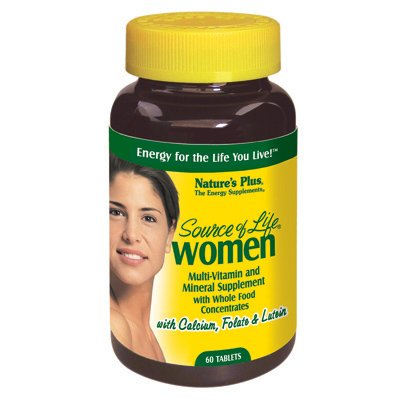 Source of Life Women's Multi Vitamin - 60 - Tablets