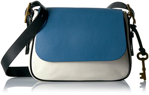 Fossil Harper Small Crossbody, Cornflower by Fossil