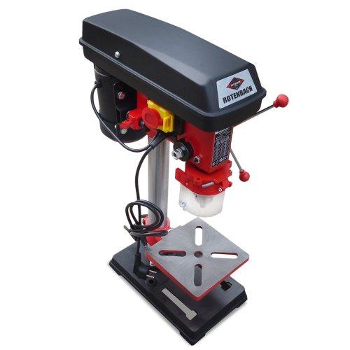 ROTENBACH 500W B16 max. 50mm Säulenbohrmaschine Standbohrmaschine Tischbohrmaschine Ständer