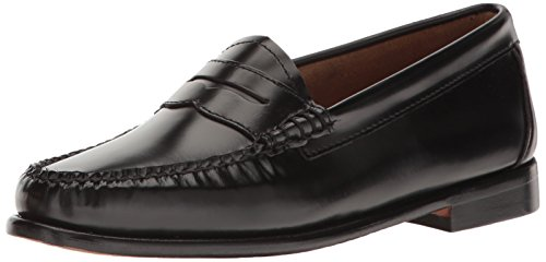 G.H. Bass & Co. Women's Whitney Penny Loafer, Box Leather, 6.5 M ()