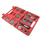 B Blesiya 18pcs Universal Disc Brake Caliper Piston Pad Car Auto Wind Back Hand Tool Stainless Steel Durable