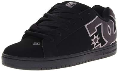 DC Skate Shoes Court Graffik SE WHITE/BLACK/ORANGE Size 14
