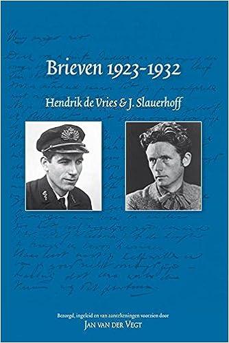 Brieven 1923 1932 Achter Het Boek Amazoncouk Hendrik