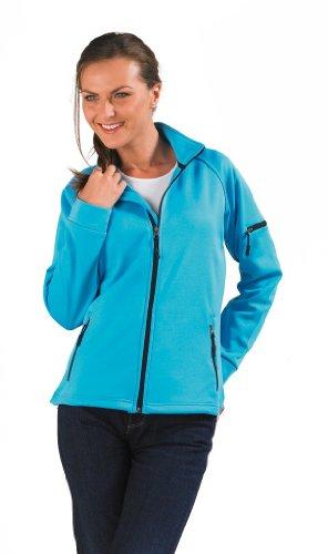 SOLS Damen Womens Fleece Raglan Jacket New Look 52550 Red M