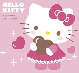2014 Hello Kitty Mini Calendar