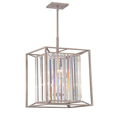 Designers Fountain 87454-AP Linares 4 Light ()