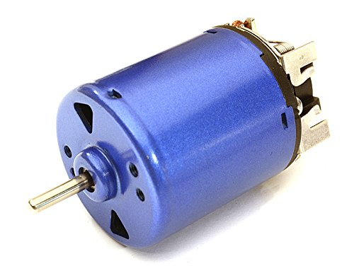 Integy RC Model Hop-ups OBM-1751 High Torque 7.2V-to-12V DC Electric Motor 55T for Scale Rock Crawler ()